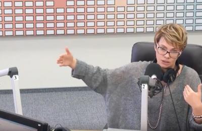 """Радіо Вєсті – Вероніка Марчук про жінок підприємниць. Програма """"Ранок на Радіо Вєсті""""."""